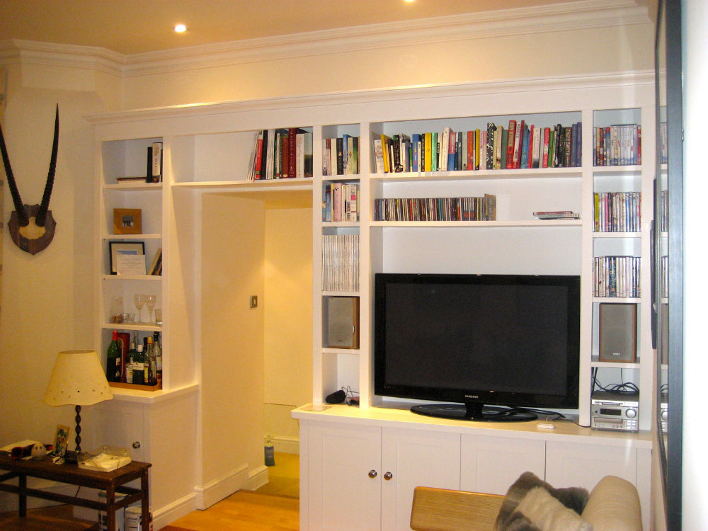 Great storage display unit in richmond the bookcase co for Great storage