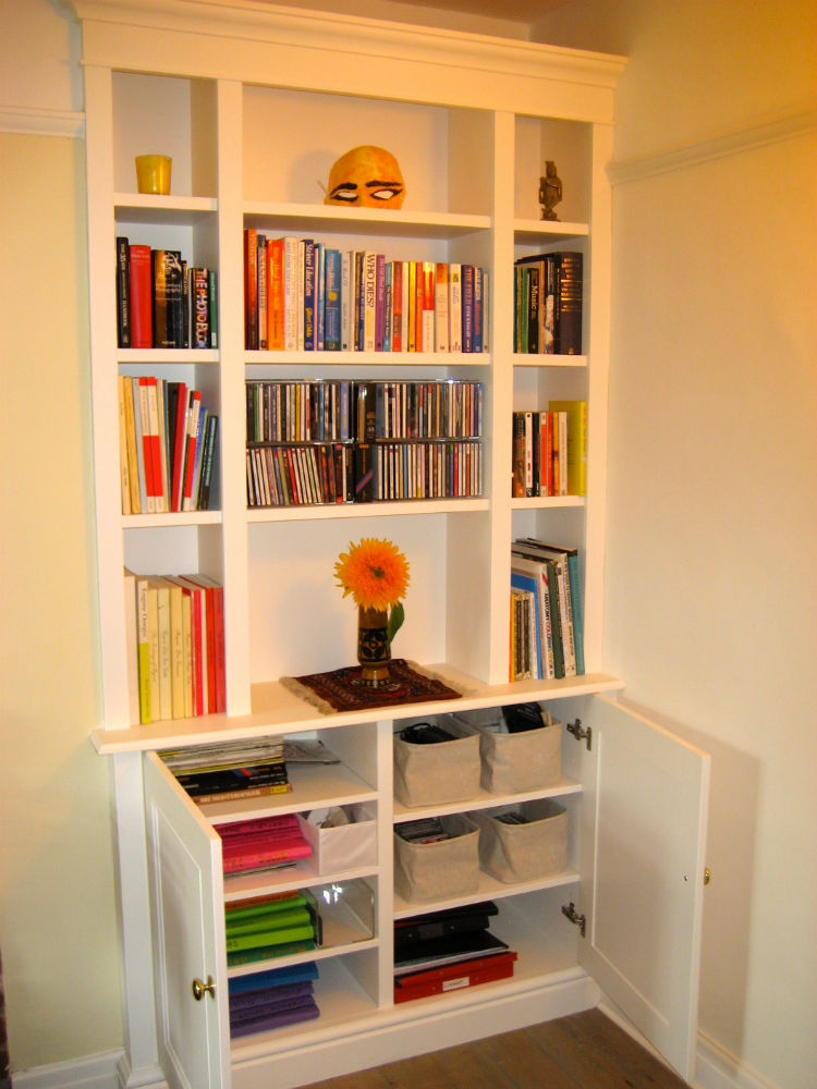 Great storage unit fulham the bookcase co for Great storage