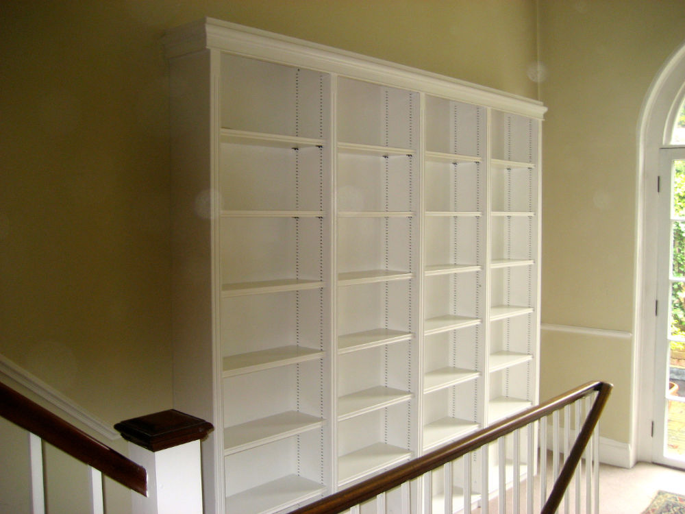 Image Result For Custom Bookcases