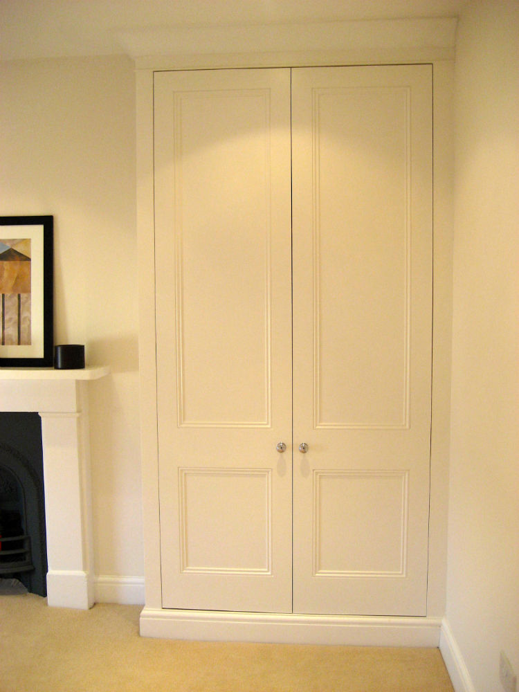 Shaker Style Wardrobes Wandsworth The Bookcase Co