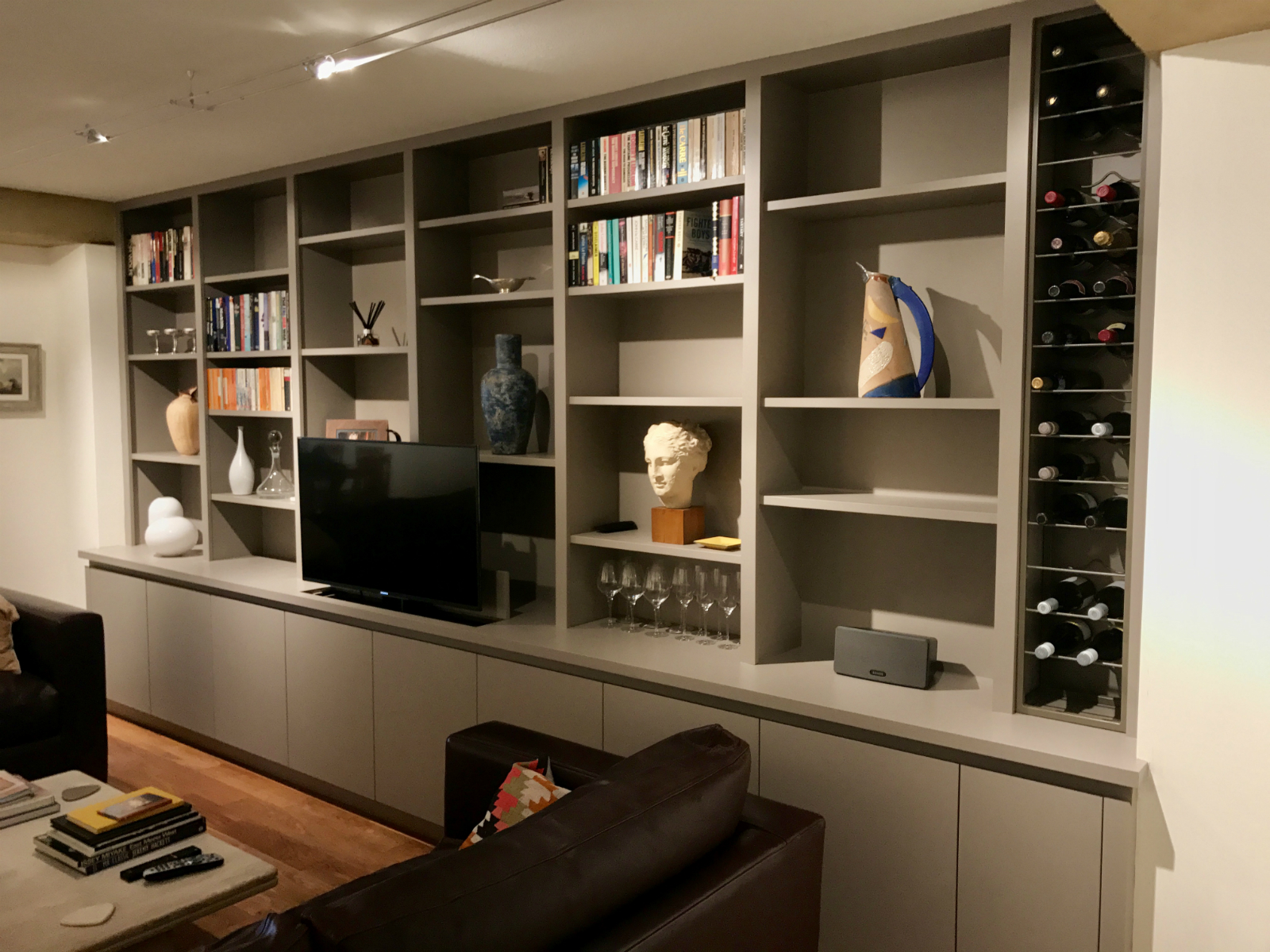 in interior with a cool view remodeling home room enclosed simple bookcases design for shelves bookcase lovely
