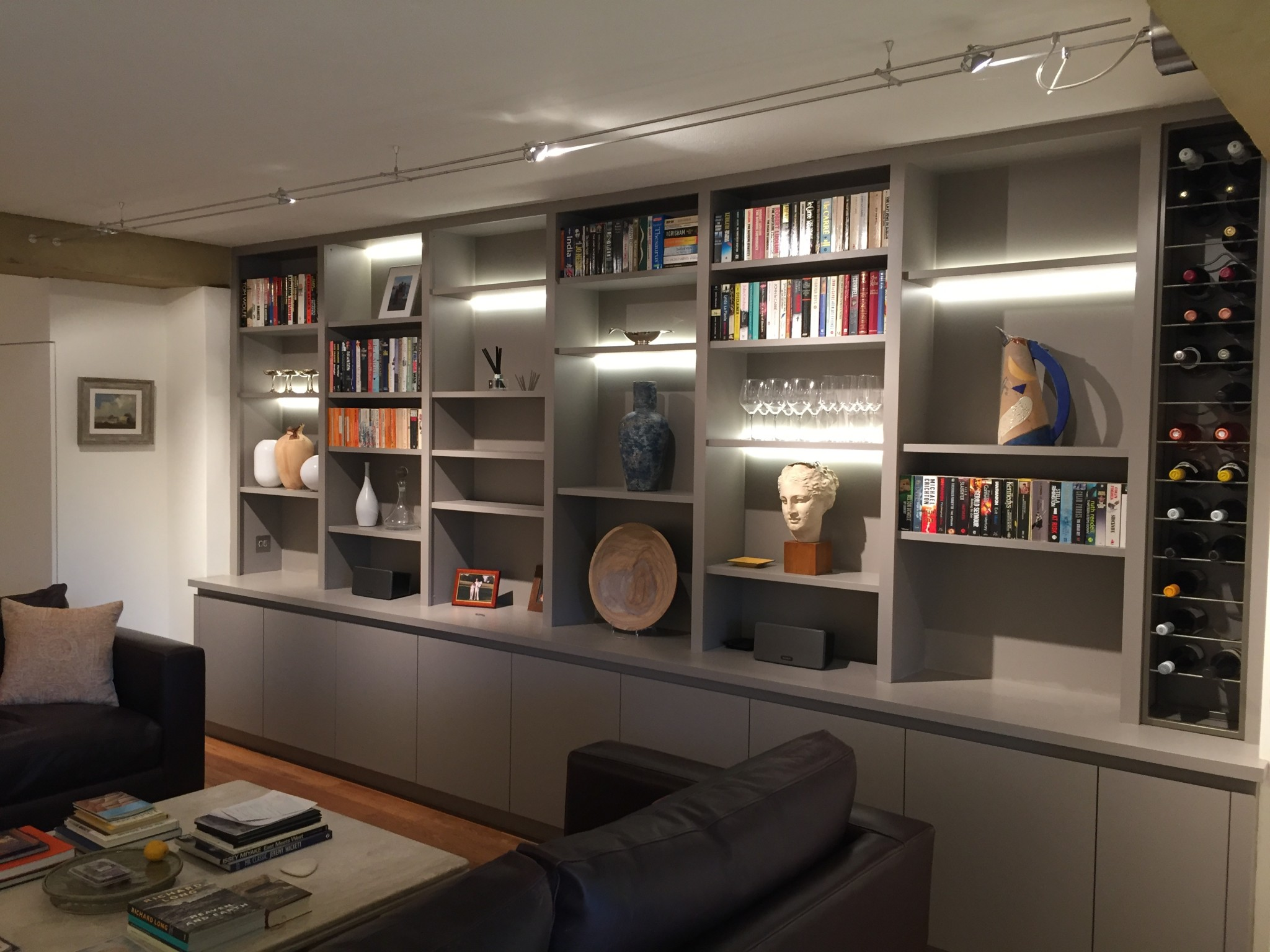 Wall To Wall Storage